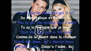 Marvin gaye lyrics traduction Charlie Puth ft Meghan Trainor