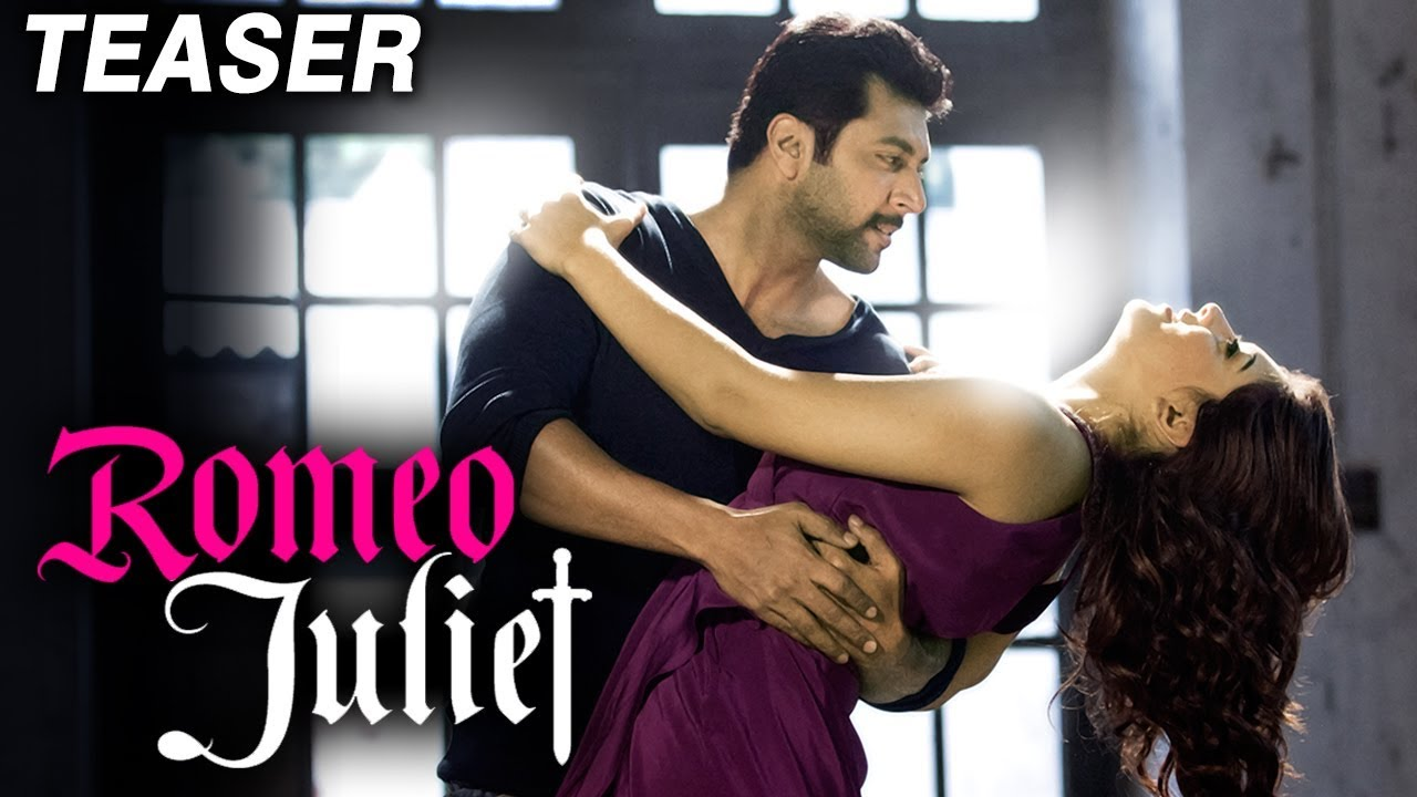 Romeo Juliet (2019) Official Hindi Dubbed Teaser | Jayam Ravi, Hansika Motwani