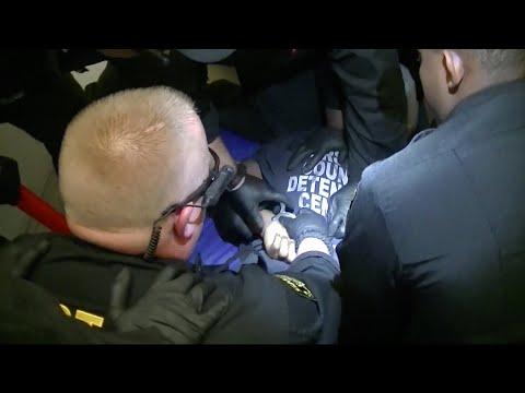 John Neville Forsyth Co Jail CROSBY VIDEO from Carolina Public Press