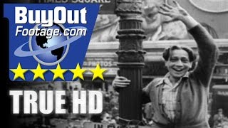 HD Historic Stock Footage WWII V-E DAY - GERMANY SURRENDERS!
