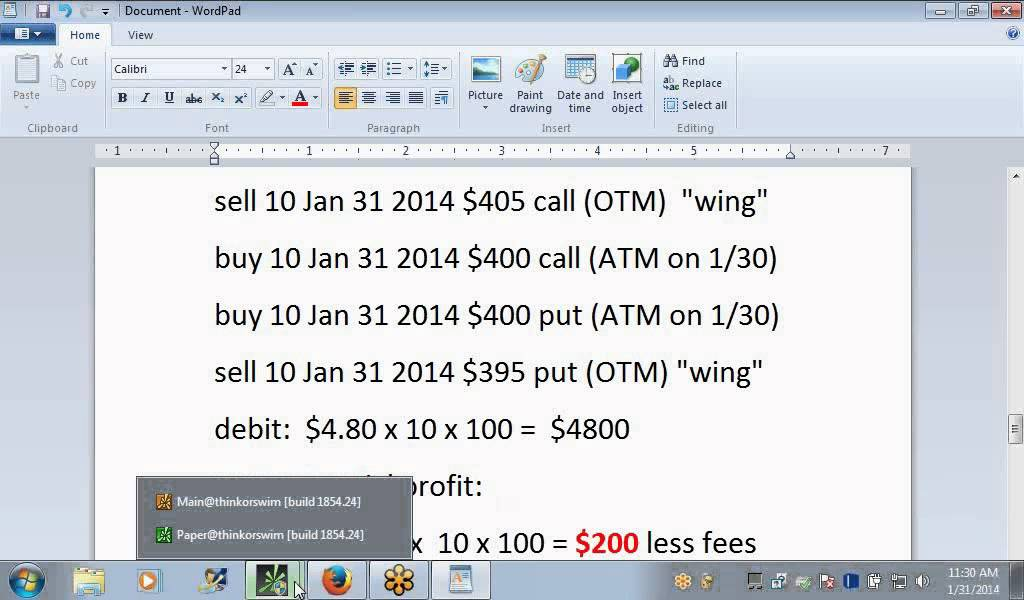 How to make a profit trading options