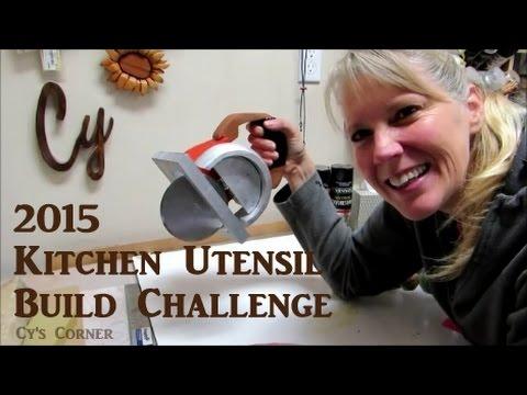 2015 Kitchen Utensil Build Challenge