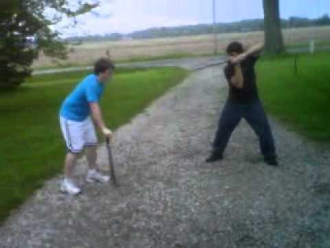Fight - Japanese Samurai vs Roman Warrior