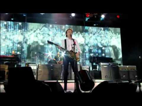 Paul McCartney - Back in The USSR - Good Evening New York