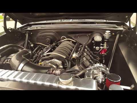 1966 chevy II Nova LS3 Super Charged