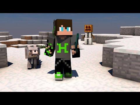 Kahraman Kurtarıcılar - Minecraft Hikayeleri #1
