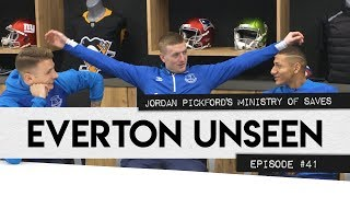 Download Video JORDAN PICKFORD'S MINISTRY OF SAVES!   EVERTON UNSEEN #41 MP3 3GP MP4
