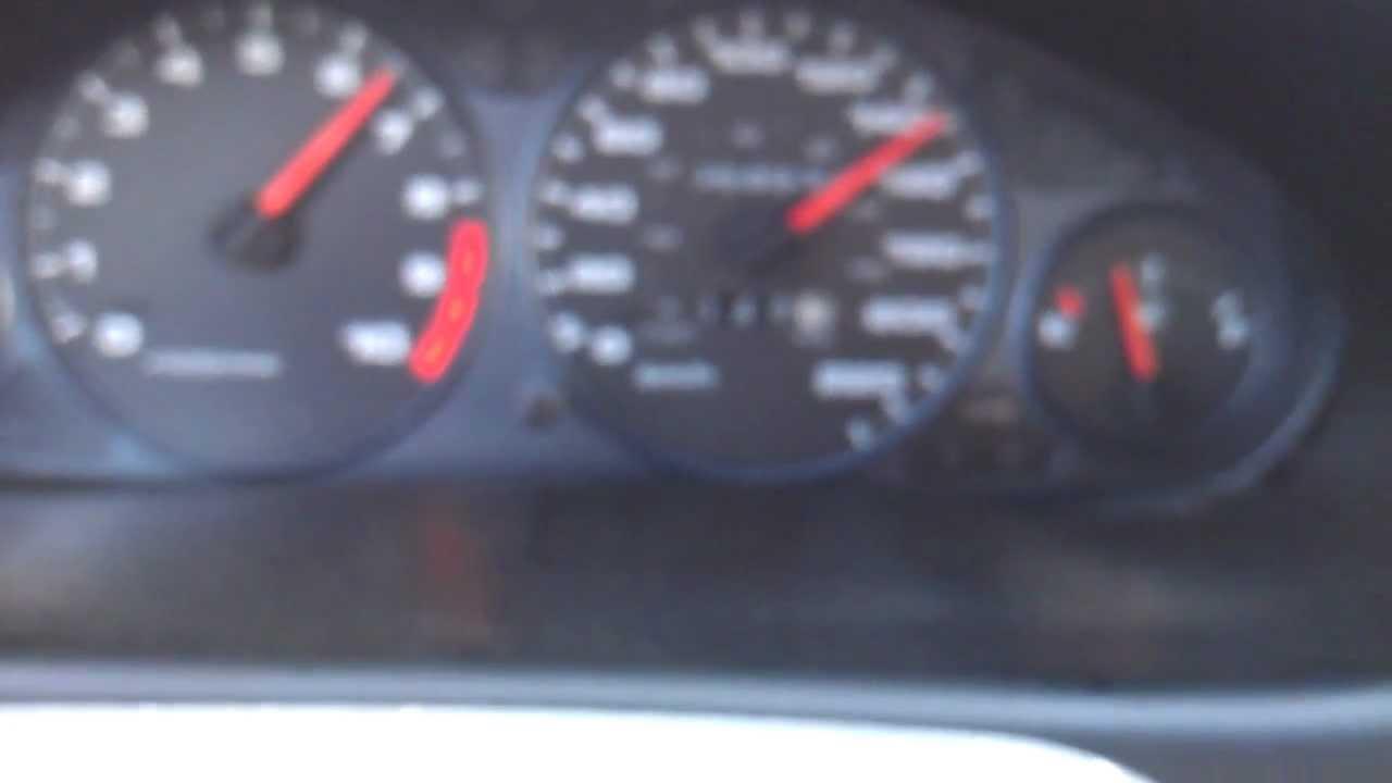 EG Civic B18C-R Swap Hwy 80 - 170 - YouTube