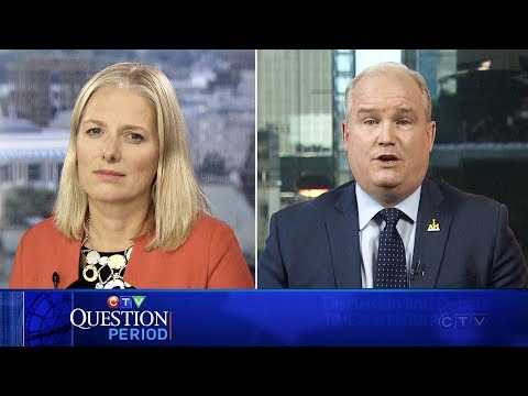 'That is just wrong': McKenna, O'Toole spar over NAFTA talk