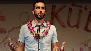 Honolulu Civil Beat Storytellers - Sacred Spaces - Timothy Schuler