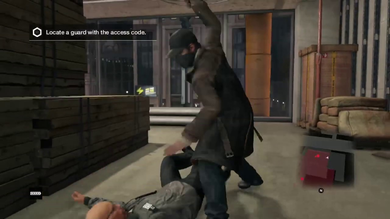 Watch Dogs Walkthrough #3 (No Commentary)
