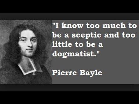 """Pierre Bayle"" – Modern Philosophy, Video 25"