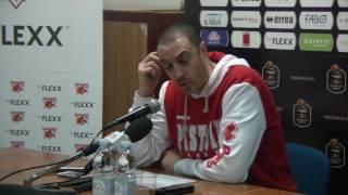 The Flexx - Pall.Cantù 94-87: la conferenza stampa di Vincenzo Esposito thumbnail