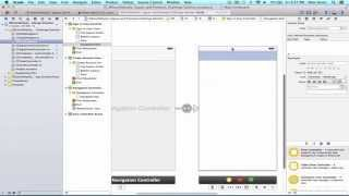 iOS Programming Tutorial - Use of NSUserDefault, Segues and Protocols in Objective C Part 1 - 42