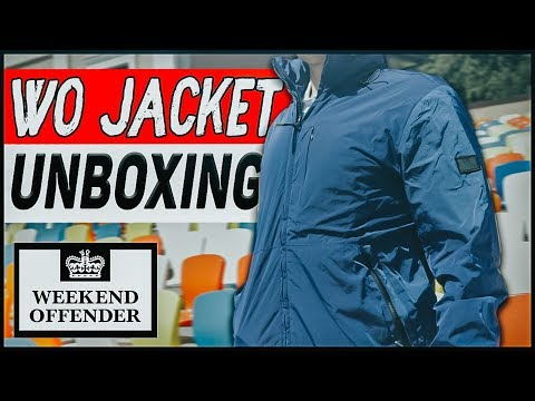 Конкурент Stone Island ? Weekend Offender Singapore Sling Jacket