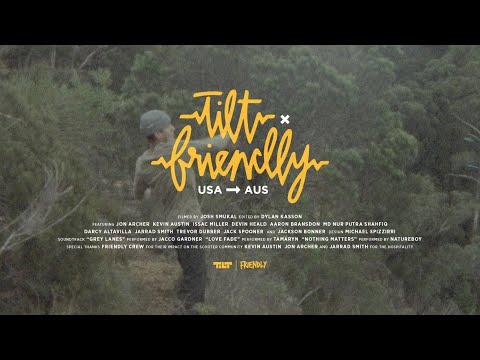 Tilt X Friendly