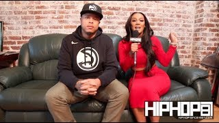 Nya Lee Talks Her Upcoming Project 'Special',  New Music with DJ Kay Slay, & more