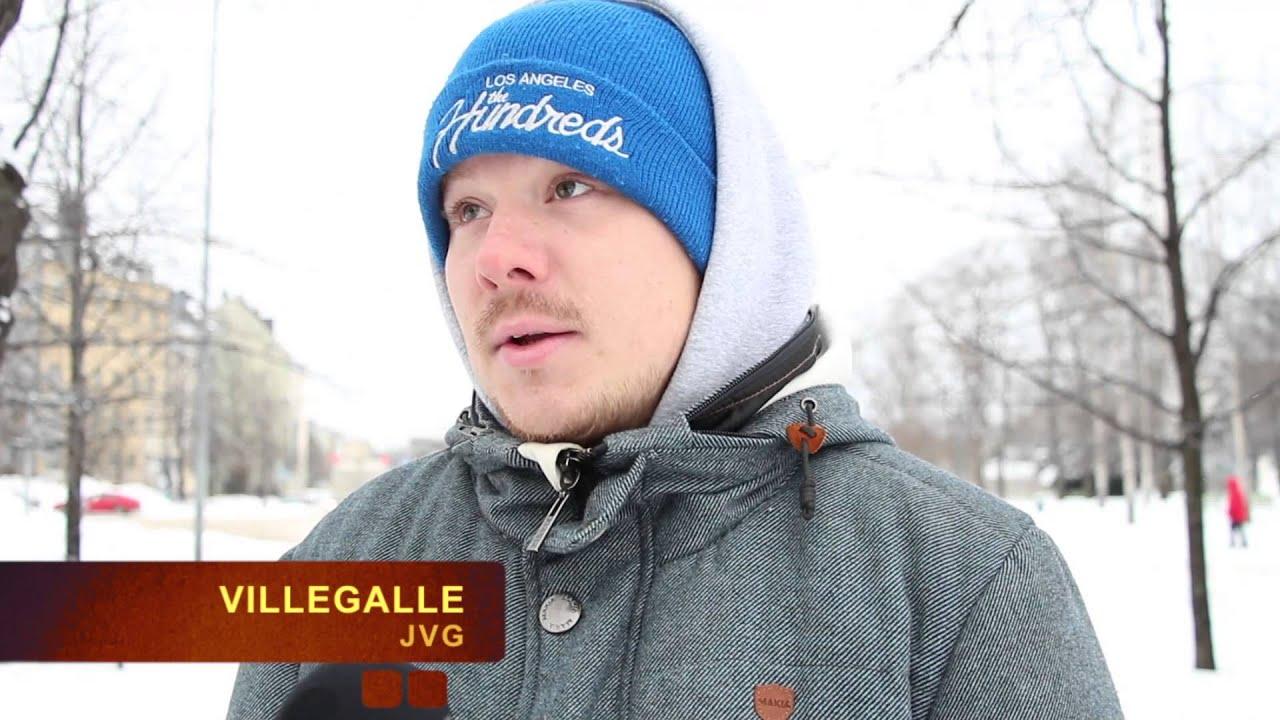 Ville Galle Ikä