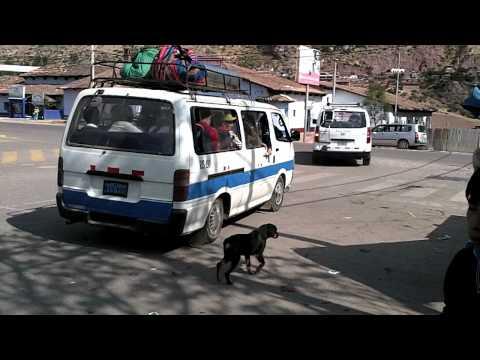 Backpacking South America: Machu Picchu, Peru