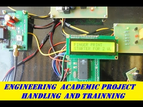 PROJECT CENTRE   Micro Electronic Technolabs   Embedded system