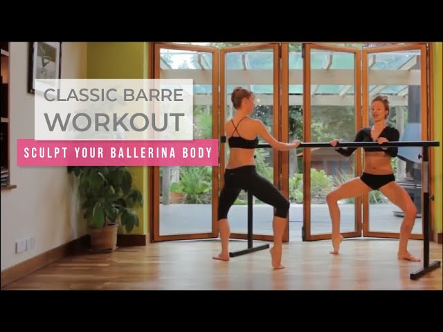 Technique Ballet Fitness Workouts