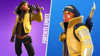 *SKIN* BONE SWAP (Outfit Fortnite) FE TV