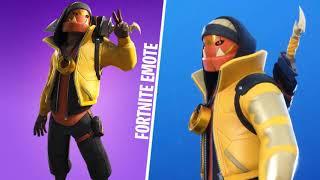 'SKIN' BONE SWAP (Outfit Fortnite) FE TV