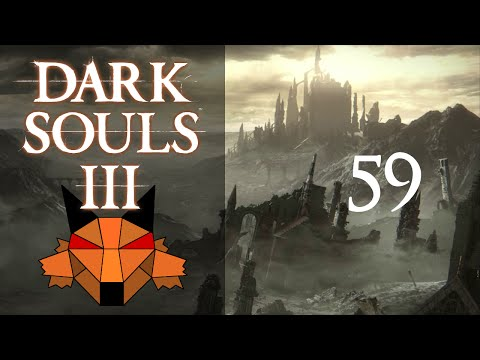 Let's Play Dark Souls 3 [PC/Blind/1080P/60FPS] Part 59 - Stealing from Giants