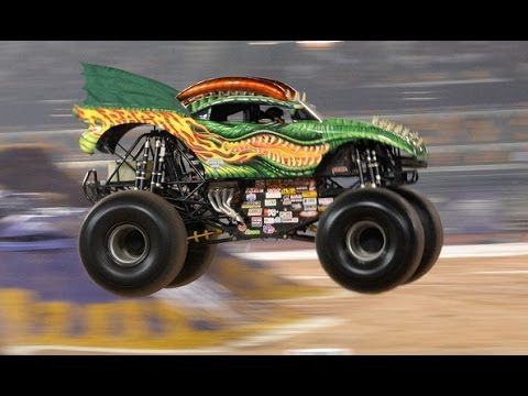 Monster Jam News Episode Dragon Toy Released Youtube