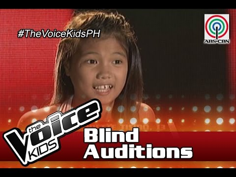 The Voice Kids Philippines 2016 Blind Auditions: Meet Antonette from Parañaque