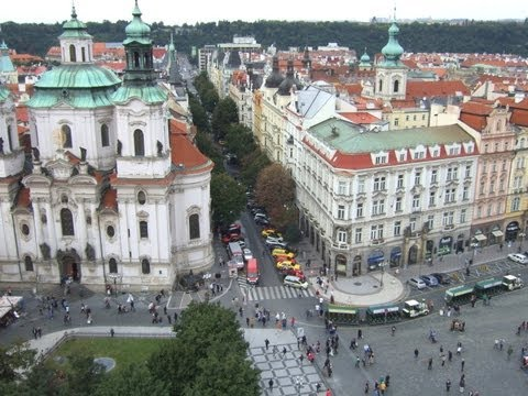 Czech Republic, Prag (Prague City Weekend Tour) HD 1080P