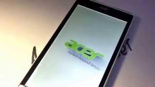 Как сделать hard reset на Acer Z150