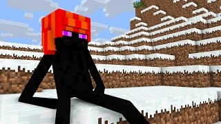 Monster School: Brave Rock Climbers -- Cubic Minecraft Animation