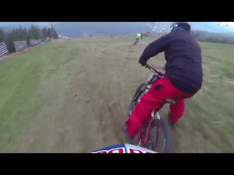Tomas Slavik POV - Japan Downhill 2014