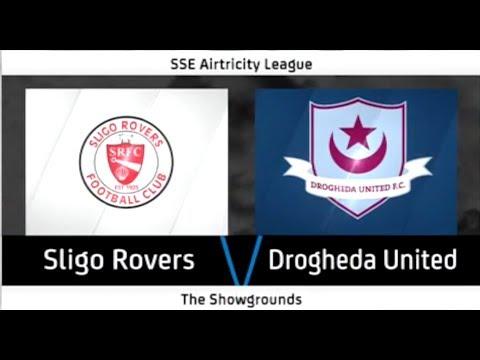HIGHLIGHTS: Sligo Rovers 1-1 Drogheda United