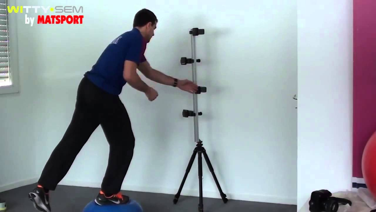 Different Examples Of Training With Witty Sem  Reaction Time  Coordination