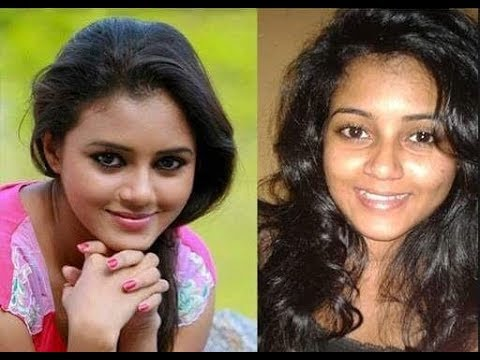 Sri Lankan Actress Without Makeup New Collection