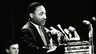 Dr. Martin Luther King Jr. at Stanford - The other America 1967