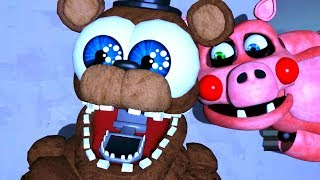SFM UCN TRY NOT TO LAUGH FNaF Funny Animated Challenge