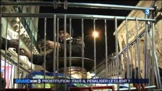 rue saint Denis...les prostituées .