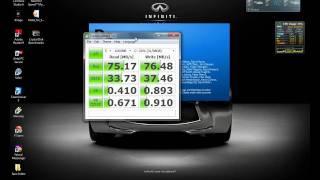 My Speed Test -- Hard Disk !!