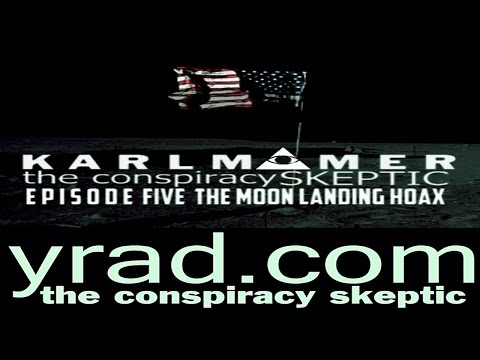 The Conspiracy Skeptic - Episode Five: The Moon Landing Hoax