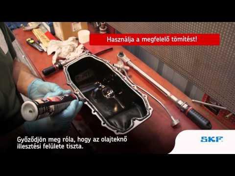 SKF Hungary - Vezérműlánc felszerelése