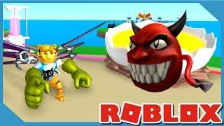 Entsperren des besten Eis | Roblox Egg Farm Simulator