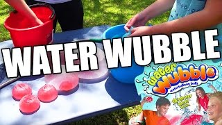 Water Wubble Review- Reusable Water Balloons | EpicReviewGuys CC