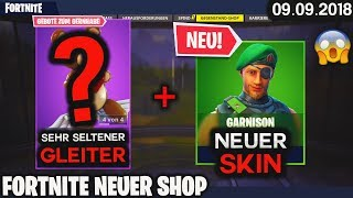 🐻 RARE GLEITER - NEW SKIN! 🛒 Fortnite Daily Item Shop 09.09.2018 (Aujourd'hui) (9 septembre) Detu Detu