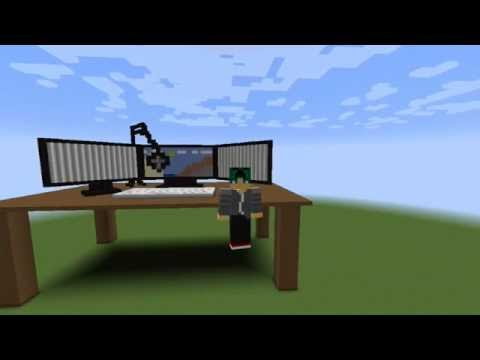 Best Gaming Setup For Minecraft Building My Gaming Set...