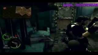 Resident Evil 5/Capitulo 1-1.Punto de control civil