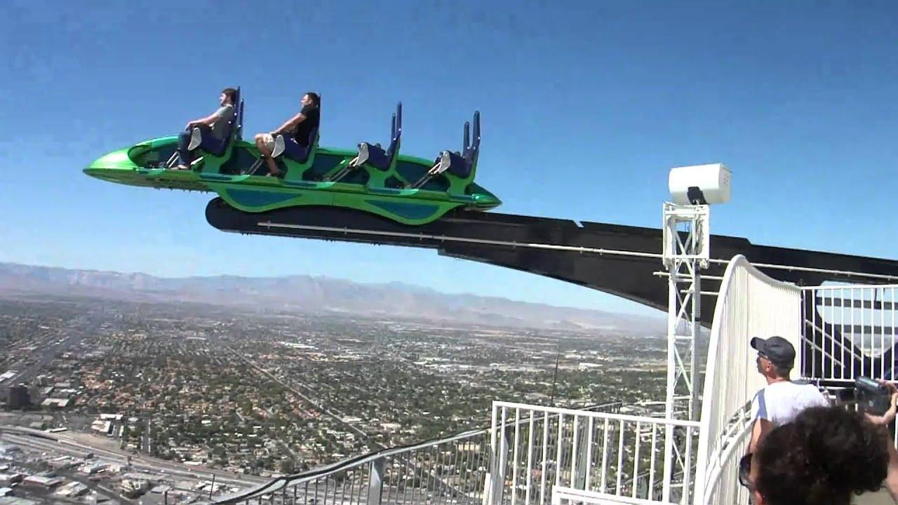 X-Scream Las Vegas Stratosphere 1080 HD QUALITY - YouTube
