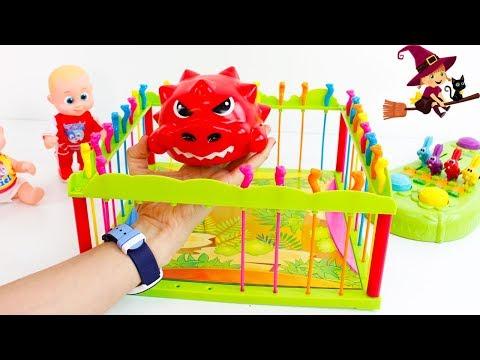 2 Juegos Infantiles con Mejores Juguetes